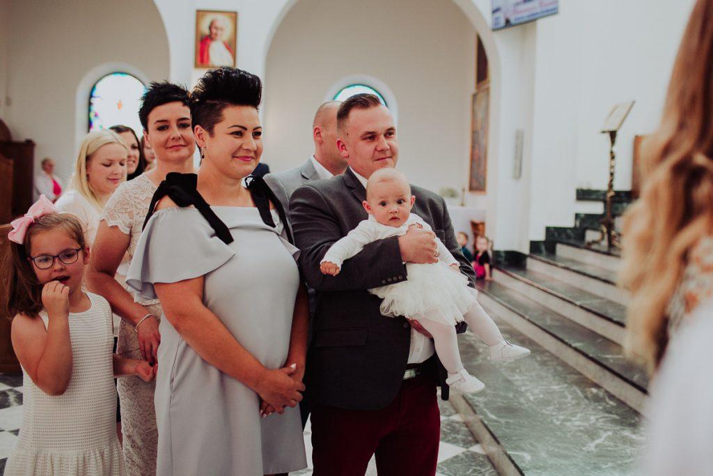 Chrzest Święty Julii