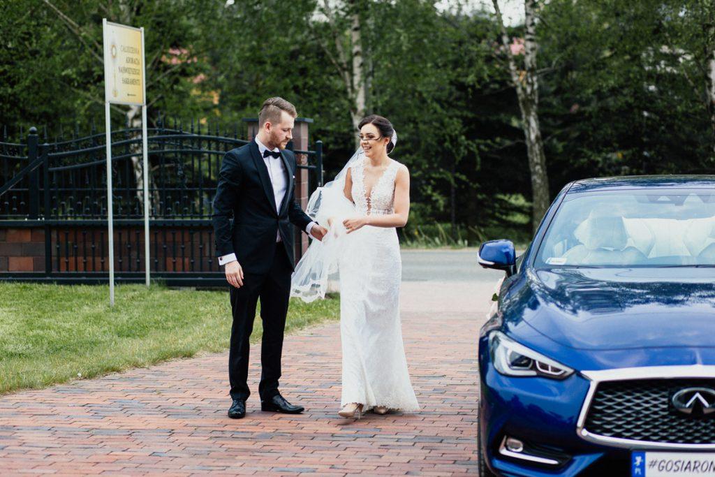 Gosia & Ronald - Reportaż Ślubny